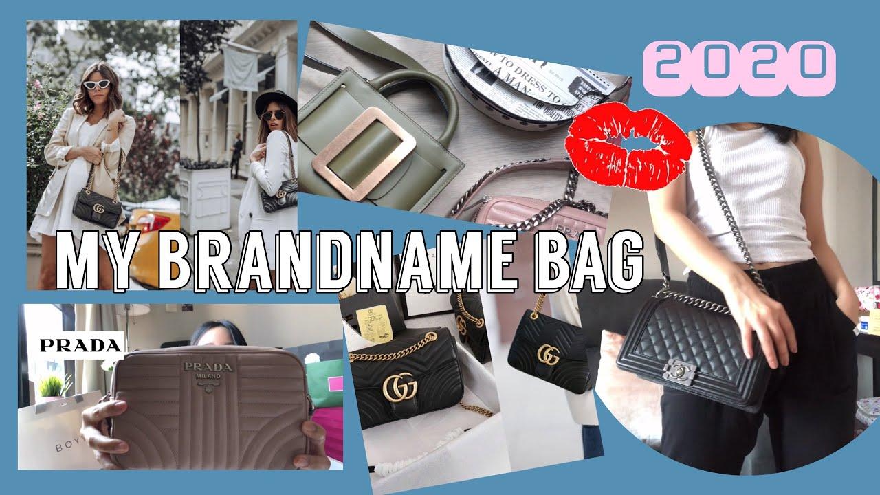 เปิดกรุรีวิวกระเป๋าแบรนด์เนมEP.1+ขายต่อยังไงให้ได้ราคา_All of my brandname bag