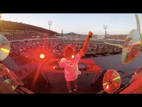 Rudeejay Live @ Lorenzo negli Stadi 2015 (Firenze) FULL HD