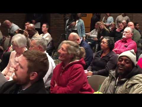 Town Hall Meeting In Springfield IL On Proposed Recreational Use Of Cannabis