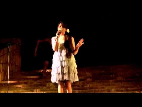 Asia Agrò canta Cabaret (Liza Minelli) a Delia