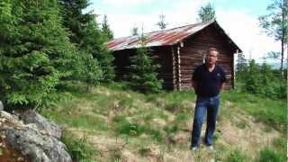 """Lanseringsfilm for biografien om Dagfinn Grønoset - """"Han kom fra skog"""""""