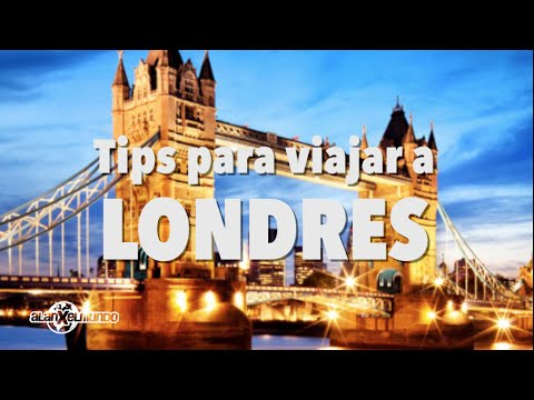 Tips Para Viajar Londres - Inglaterra #1