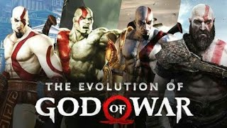 Evolution of God of War 2005-2018