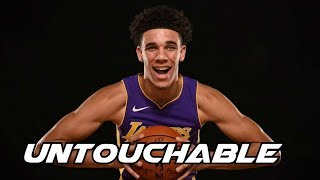 Lonzo Ball Mix 'Untouchable' 2017 ᴴᴰ