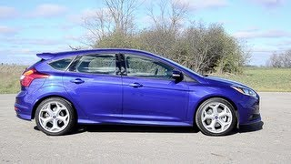 2013 Ford Focus ST - WR TV POV Test Drive
