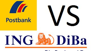 Postbankkonto gebührenpflichtig – jetzt zum kostenfreien Konto der ING Diba wechseln  ?