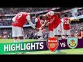 Arsenal vs. Burnley: 2-1 Goals & Highlights   Premier League   Telemundo Deportes