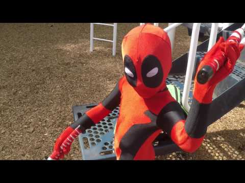 DEADPOOL GOES TO SCHOOL  Part 2.  Surviving the Summer