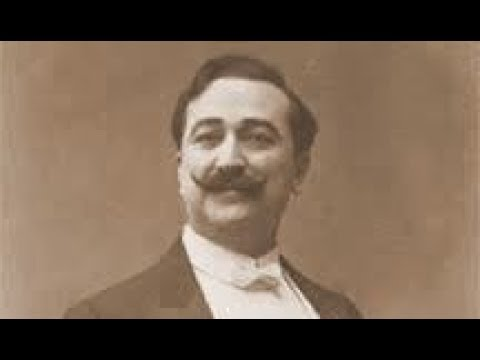 Florencio Constantino - Spirto Gentil (Pathé, 1905)