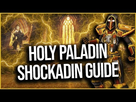 BFA | Holy Paladin PvP Guide - High Damage Healer