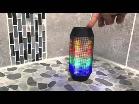 Repeat BWA17AA002 Bluetooth speaker to take with you on the go by j