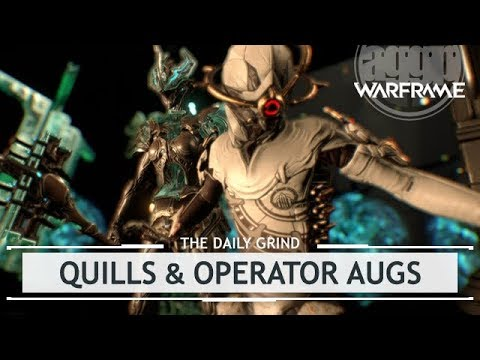 Warframe: How to Get Your Focus Back! Quills & Operator Augs [thedailygrind]