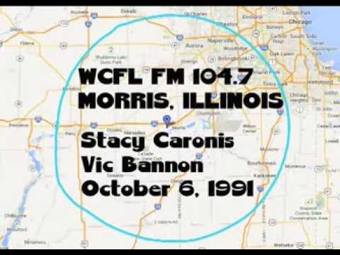 WCFL 104.7FM October 6, 1991