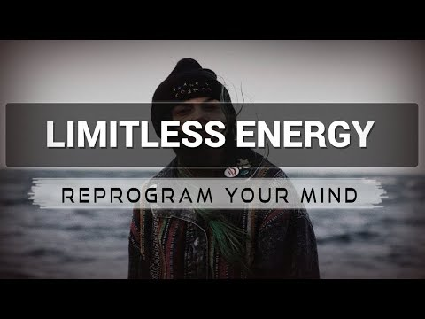 Limitless Energy affirmations mp3 music audio - Law of attraction - Hypnosis - Subliminal