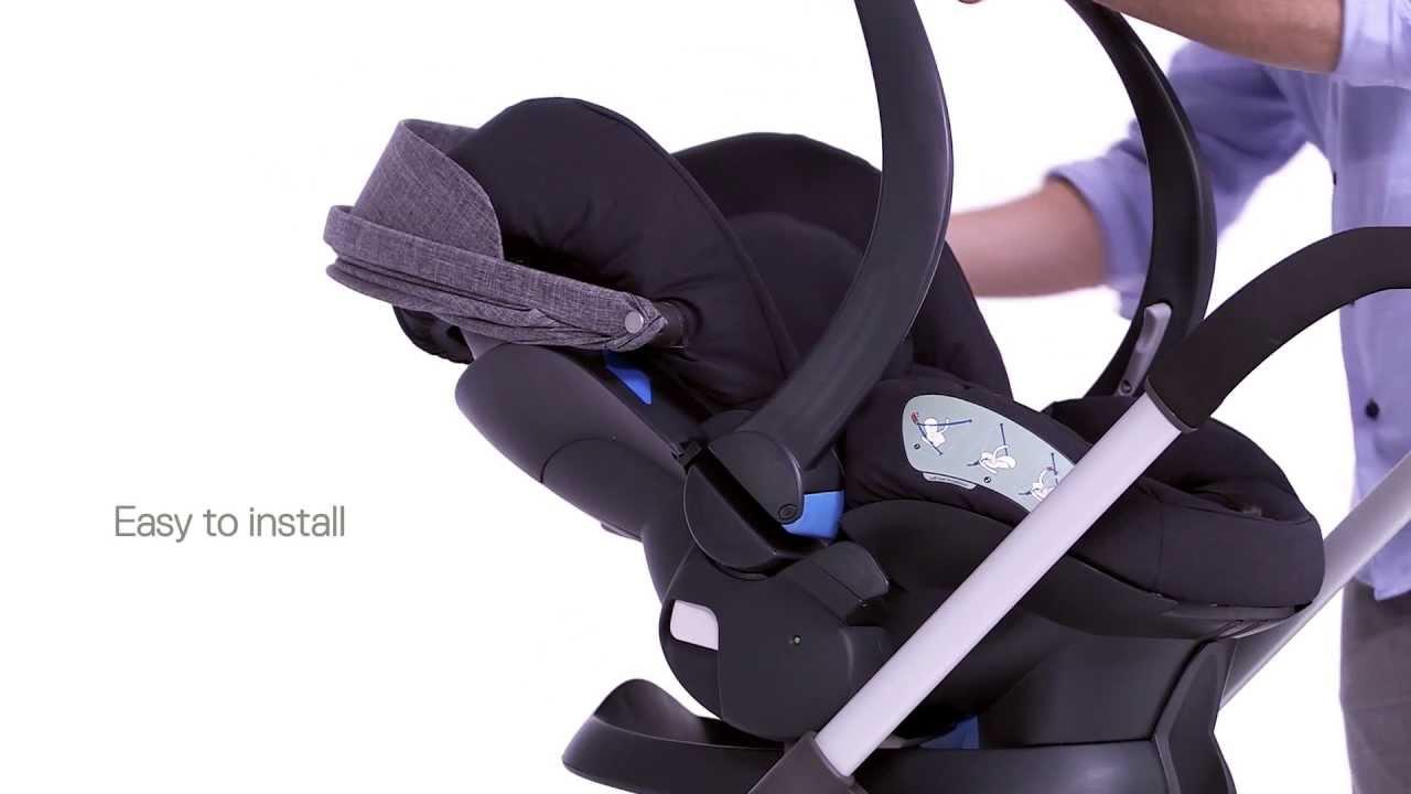 Safe Newborn Sleep Car Seat