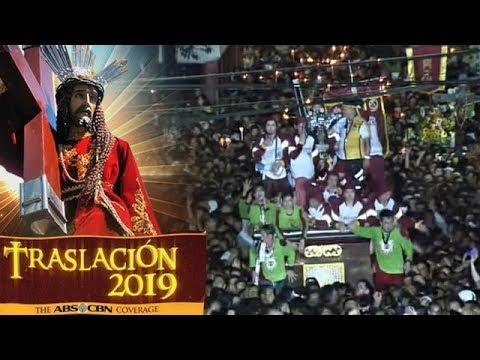 WATCH: Traslacion ng Poong Nazareno 2019 (Part 4)