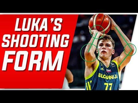 Formulaire de tir de Luka Doncic: Secrets de tir de la NBA