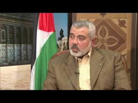 Talk to al Jazeera - Ismail Haniyeh - 16 Dec 09 - Pt 2