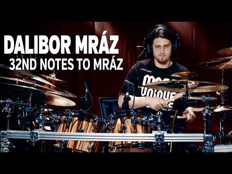 "Performance Spotlight: Dalibor Mráz / ""32nd notes to Mráz"""