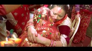 Nepali Wedding Video Parchin & Rojina highlights