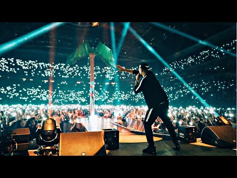 Bonez MC & Raf Camora Live Berlin Mercedes Benz Arena 16K Menschen