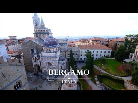 Discover Bergamo, Italy   Travel Guide