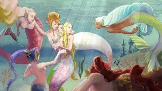 童話作家・アンデルセンの名作、人魚姫(にんぎょひめ)です。 美しい人...