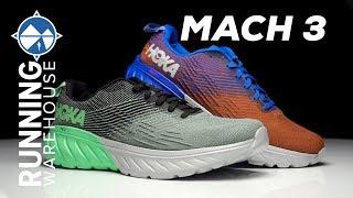 Hoka One One Mach 3 First Look | Versatile Speed on the Roads