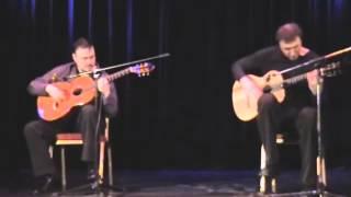 Guitarra - Vladimir Kolesnikov, Europa, C.Santana (вариации В.Колесникова).