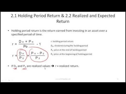 CFA level 2 Equity II