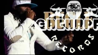 Bugle - Can-t Run From Yourself - Ghetto College Riddim - Gachapan Records - October 2013