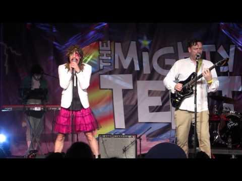 The Mighty Boosh at Festival Supreme - Santa Monica 2013