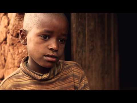 Meet Yvette, an 8 year old girl living in Burundi | World Vision