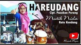 Download lagu HAREUDANG - MUTIK NIDA (Cover Nyanyi Sambil Ngendang)