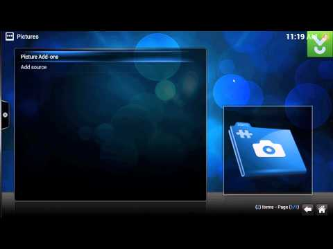 XBMC - Provide A Media Center On Your Android Device - Download Video Previews