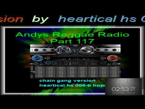 Andys Reggae Radio-Part 117