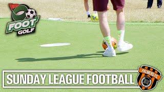 Sunday League Football - FootGolf