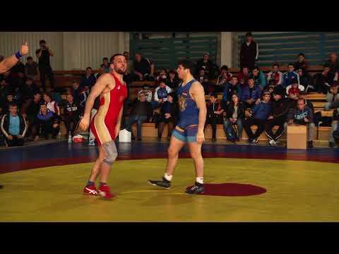 Финальная схватка до 72 кг Артем Тарзян (Адыгея)-Малхас Амоян (Армения)