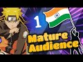 WHAT IF ANIME HAD POPULAR IN INDIA   Part-1   Mature Audience