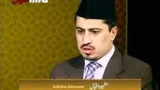 Ahmadi Muslims are loyal to Pakistan- Part 1 (Urdu)