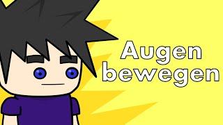 Augen bewegen - Anime Studio Tutorial - JustKetchup