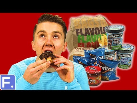 Thumbnail: Personal Trainers Taste Test Junk Food