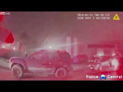 Body Cam Footage Shows Alleged Police Brutality
