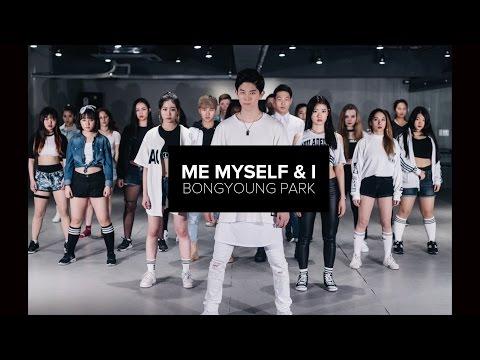 Me Myself & I - G-Eazy(traila $ong Remix) / Bongyoung Park Choreography