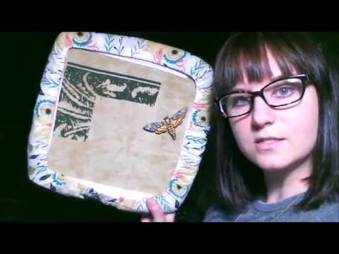 eclecticpossessions - Flosstube #19: Stitching Vlog Mid June - Early July