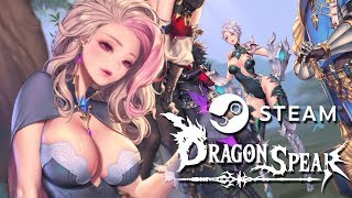Dragon Spear Steam English Version Gameplay Story & Multiplayer Preview