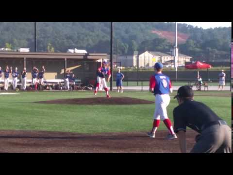 Johnny Foral LHP 2017 LakePoint 3