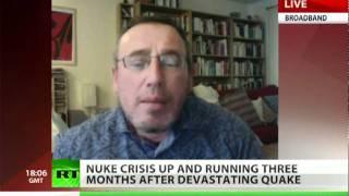 '100,000 tons of toxic water still inside Fukushima a huge problem' [2012]