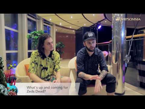 LIVETHEJOURNEY #4: Zeds Dead Interview