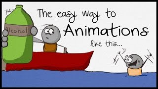 How to Make Sketch Animations - Whiteboard Drawing Style Tutorial - Start to Finish